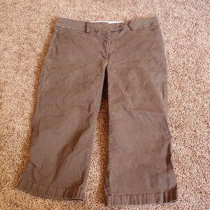 George Brown cropped knee length pants